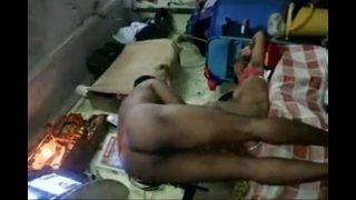 horny hindu couple having hardcore fuck at home hot pussy fuck