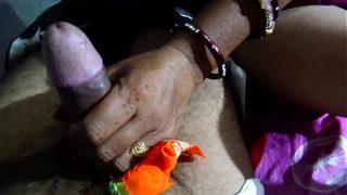 sex with My horny indian Step Sister nice feet job and fuck
